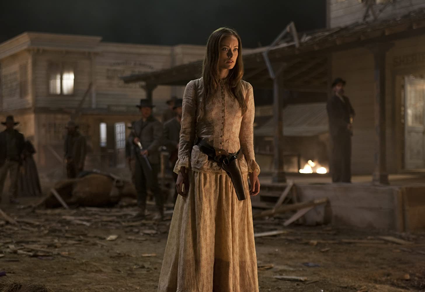 Olivia Wilde in Cowboys & Aliens (2011)