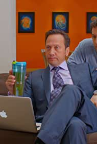 Rob Schneider and Jamie Lissow in Real Rob (2015)