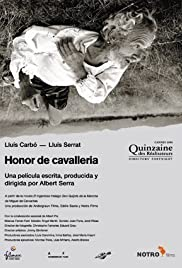 Quixotic/Honor de Cavelleria Poster