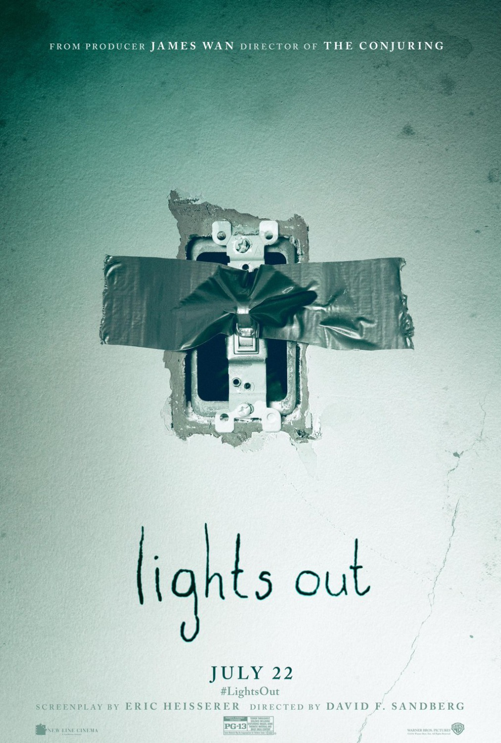Lights Out (2016) BluRay 480p, 720p & 1080p