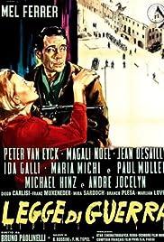 ##SITE## DOWNLOAD Legge di guerra (1961) ONLINE PUTLOCKER FREE