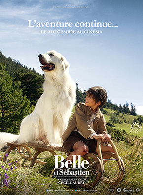 Belle et Sébastien, l'aventure continue 2015 with English Subtitles 9