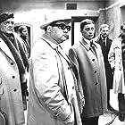 Jirí Holý, Rudolf Hrusínský, Otomar Korbelár, Miroslav Machácek, and Vít Olmer in Pet miliónu svedku (1965)