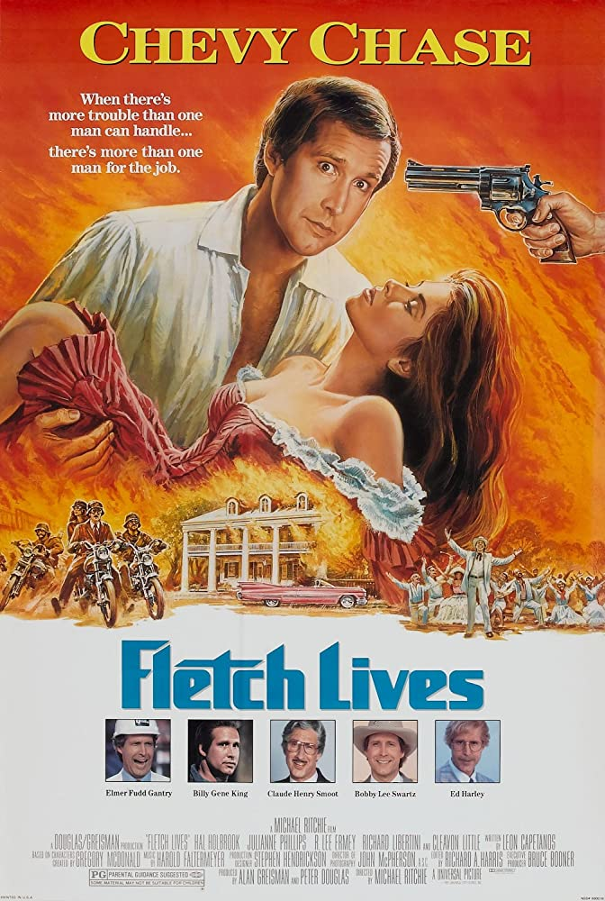 Fletch Lives Image Two