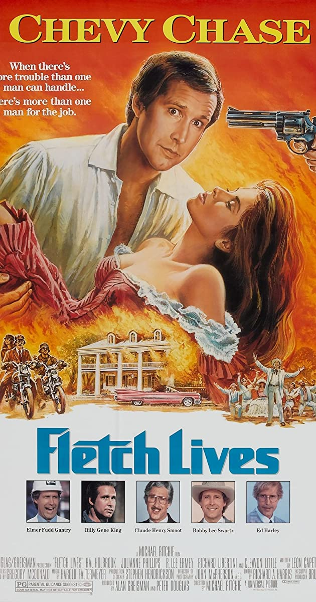 Subtitle of Fletch Lives