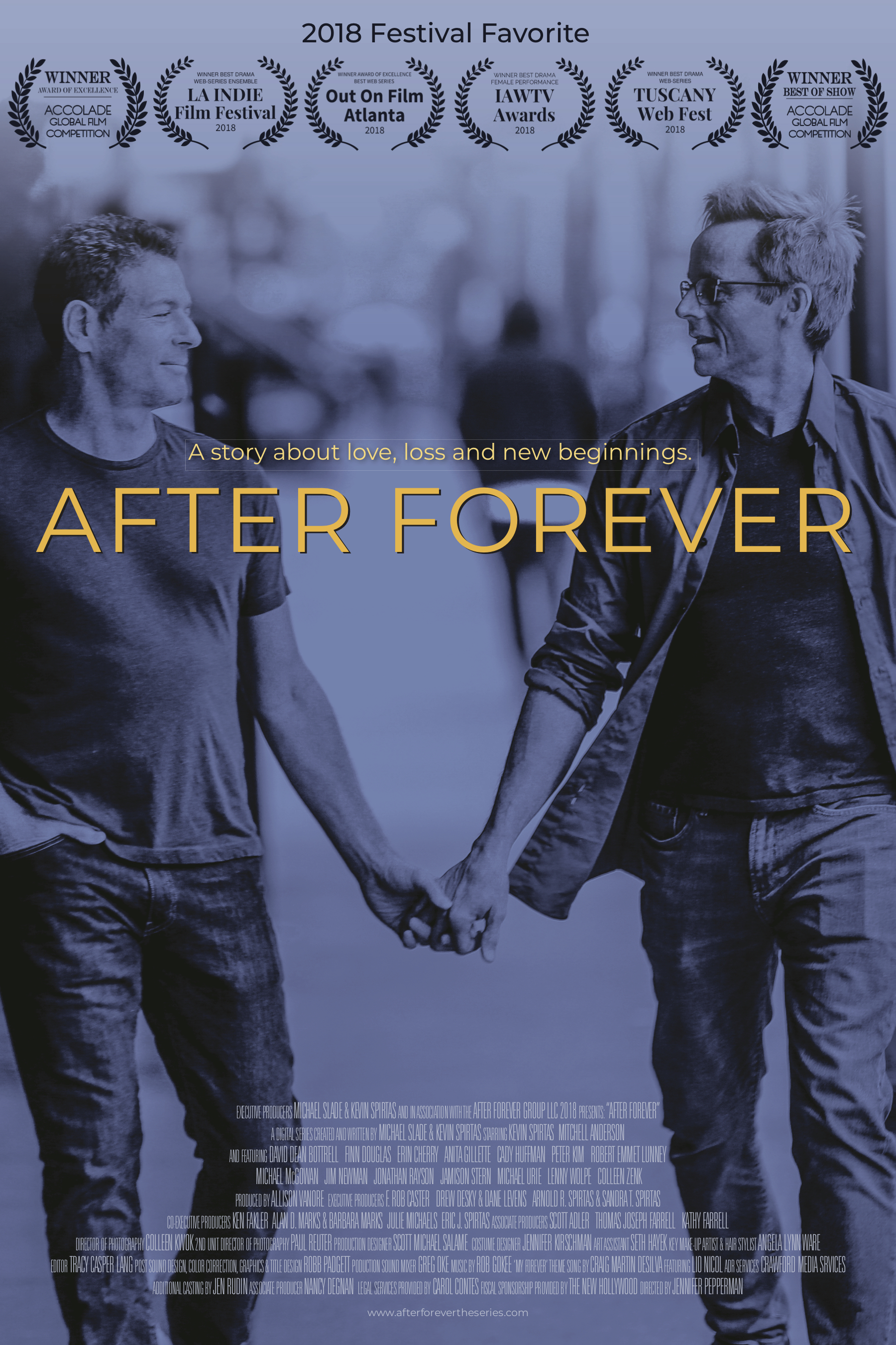 where was forever film