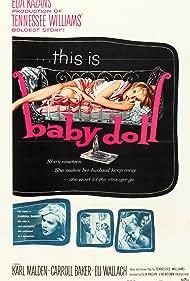 Carroll Baker in Baby Doll (1956)