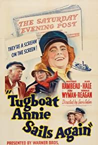 Primary photo for Tugboat Annie Sails Again