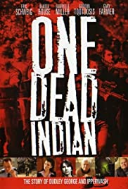 One Dead Indian Poster