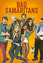 Bad Samaritans Poster - TV Show Forum, Cast, Reviews