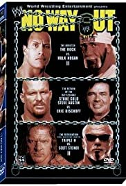 WWE No Way Out (2003) Poster - TV Show Forum, Cast, Reviews