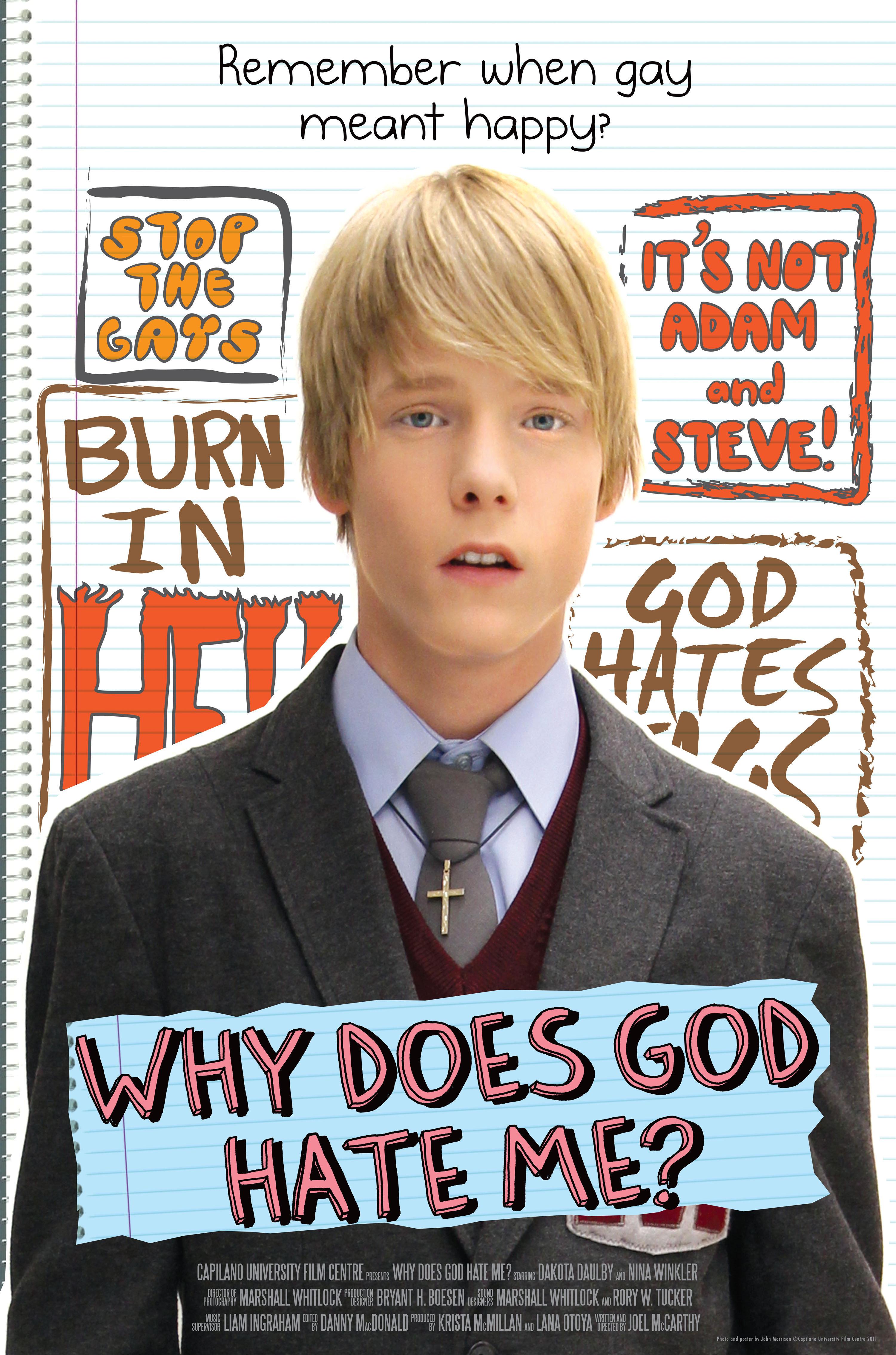 Почему Господь меня ненавидит?