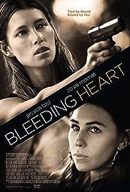 Jessica Biel and Zosia Mamet in Bleeding Heart (2015)
