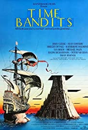 Time Bandits (1981) Poster - Movie Forum, Cast, Reviews