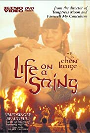 Life on a String Poster