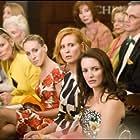 Kim Cattrall, Sarah Jessica Parker, Kristin Davis, and Cynthia Nixon in Sex and the City (2008)