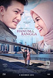 Hanum & Rangga : Faith & The City (2018)