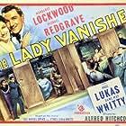 Margaret Lockwood, Basil Radford, Michael Redgrave, Linden Travers, and Naunton Wayne in The Lady Vanishes (1938)