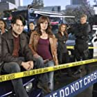 Raquel Alessi, Ron Livingston, Gina Torres, Jose Pablo Cantillo, and Rosemarie DeWitt in Standoff (2006)