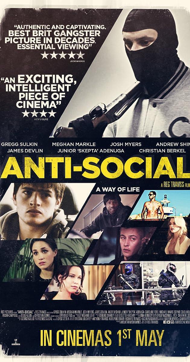 Subtitle of Anti-Social