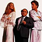 Michael Douglas, Danny DeVito, and Kathleen Turner in The War of the Roses (1989)