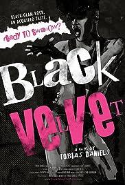 Black Velvet Poster