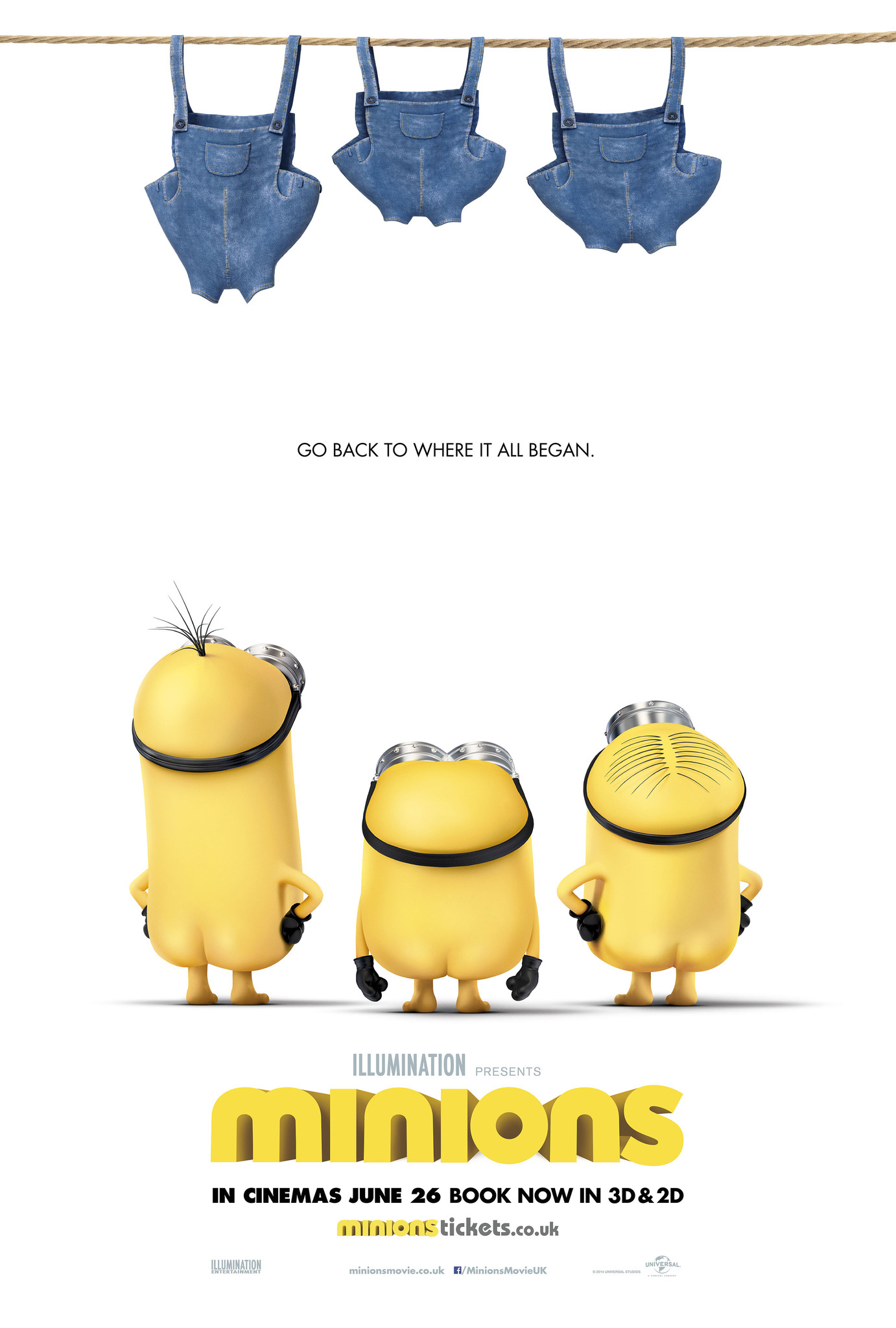 Minions (2015) Animation Dual Audio Movies