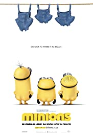 Minions (2015) Poster - Movie Forum, Cast, Reviews