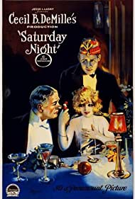 John Davidson, Conrad Nagel, and Edith Roberts in Saturday Night (1922)