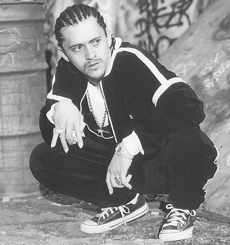 Clifton Collins Jr. in The Replacement Killers (1998)