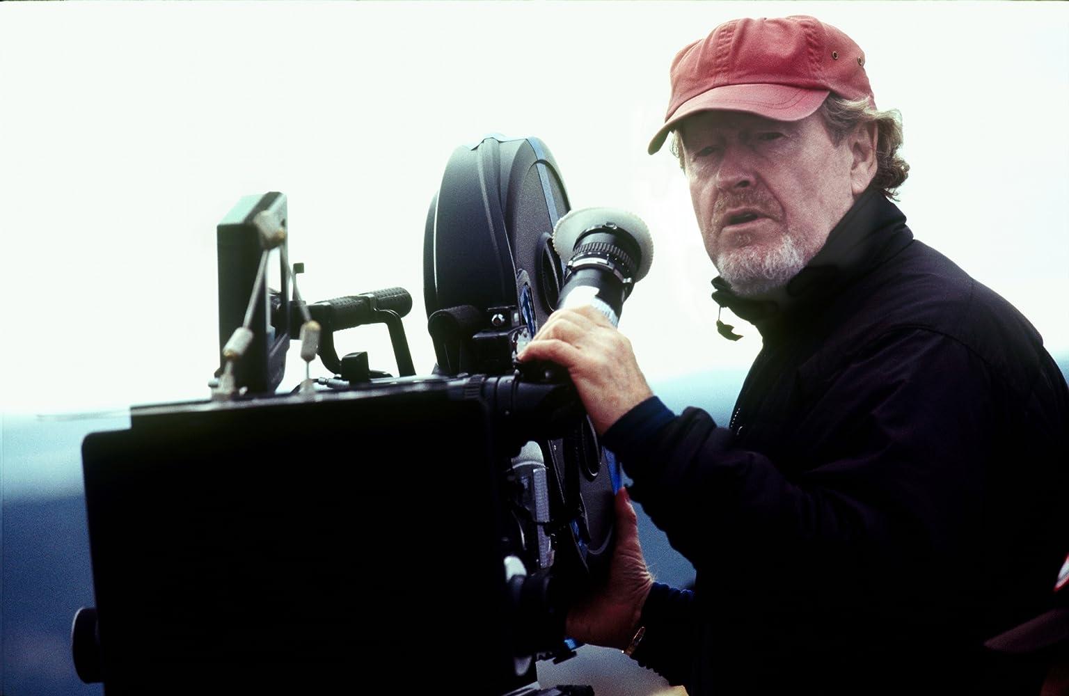 Ridley Scott in Kingdom of Heaven (2005)