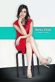 That News Show News Desk Poster