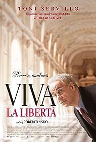 Toni Servillo in Viva la libertà (2013)