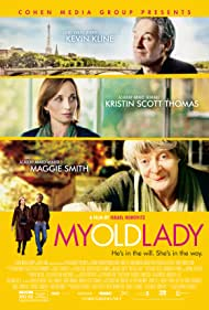 Kevin Kline, Kristin Scott Thomas, and Maggie Smith in My Old Lady (2014)