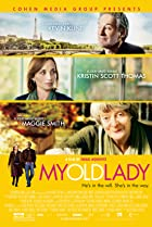 My Old Lady (2014) Poster