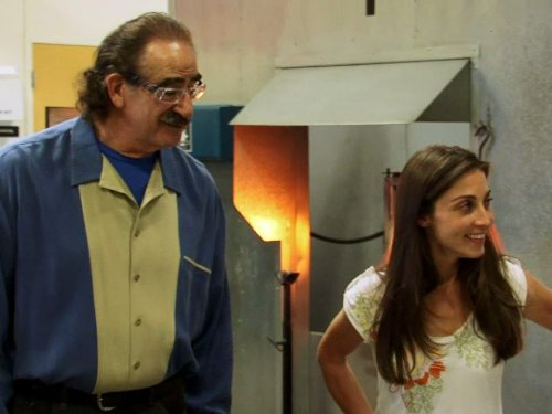 Morris Prigoff and Mary Padian in Storage Wars: Texas (2011)