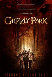 Grizzly Park Poster
