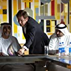 Jason Flemyng in a scene with Habib Ghuloom