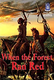 When the Forest Ran Red: Washington, Braddock & a Doomed Army Poster