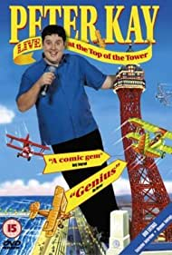 Peter Kay: Live at the Top of the Tower Poster - Movie Forum, Cast, Reviews