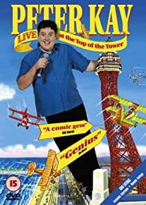 Torrent movie downloads uk Peter Kay: Live at the Top of the Tower by Peter Kay [720x576]