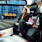 Orly Silbersatz and Nitai Gvirtz in Knafayim Shvurot (2002)