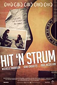 Kirk Caouette and Michelle Harrison in Hit 'n Strum (2012)