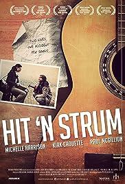 Hit 'n Strum Poster