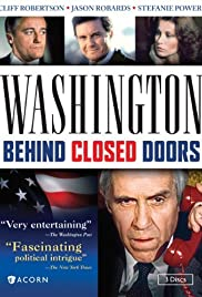 Washington: Behind Closed Doors Poster