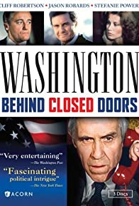 Primary photo for Washington: Behind Closed Doors