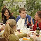 James Corden, Maria Del Monte, and Valeria Bilello in One Chance (2013)