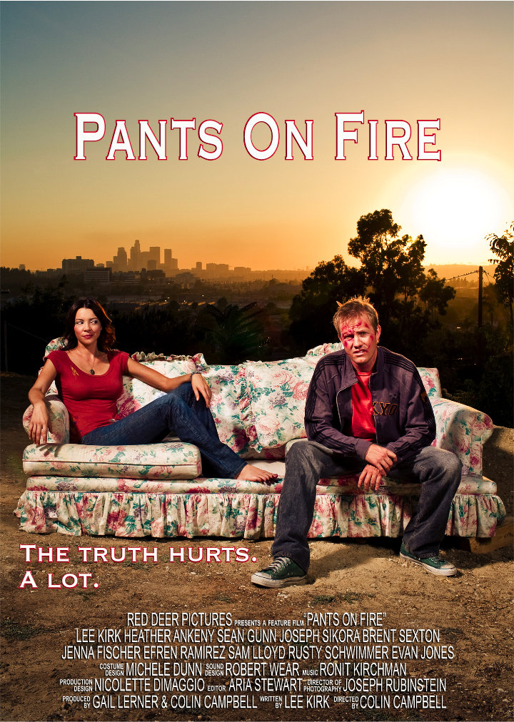 Pants on Fire (2008)