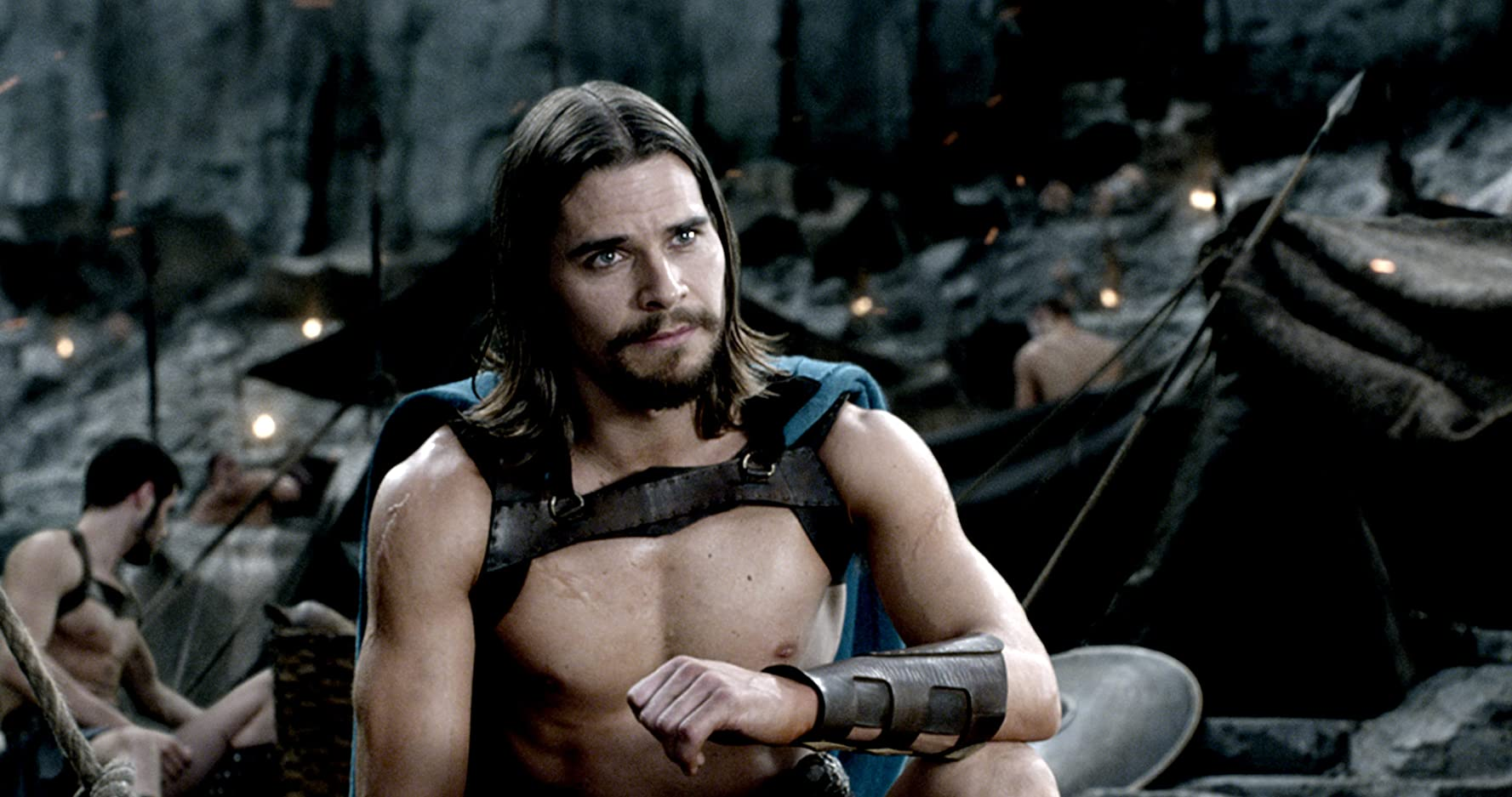 Hans Matheson in 300: Rise of an Empire (2014)
