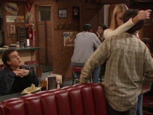 Ben Savage, Kristanna Loken, and Rider Strong in Boy Meets World (1993)